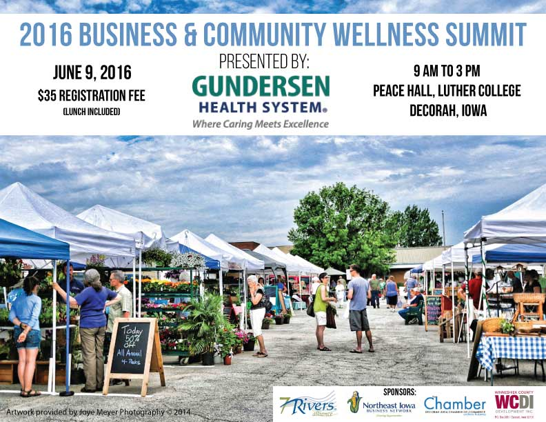 2016 Business and Commutnity Wellness Summit