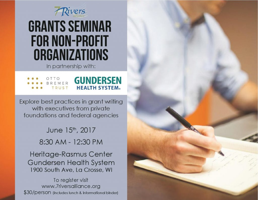 grant writing seminars Grant writing seminars that are offered by the entire process of drafting and submitting a grant proposal, workshop phase ii focuses on the.