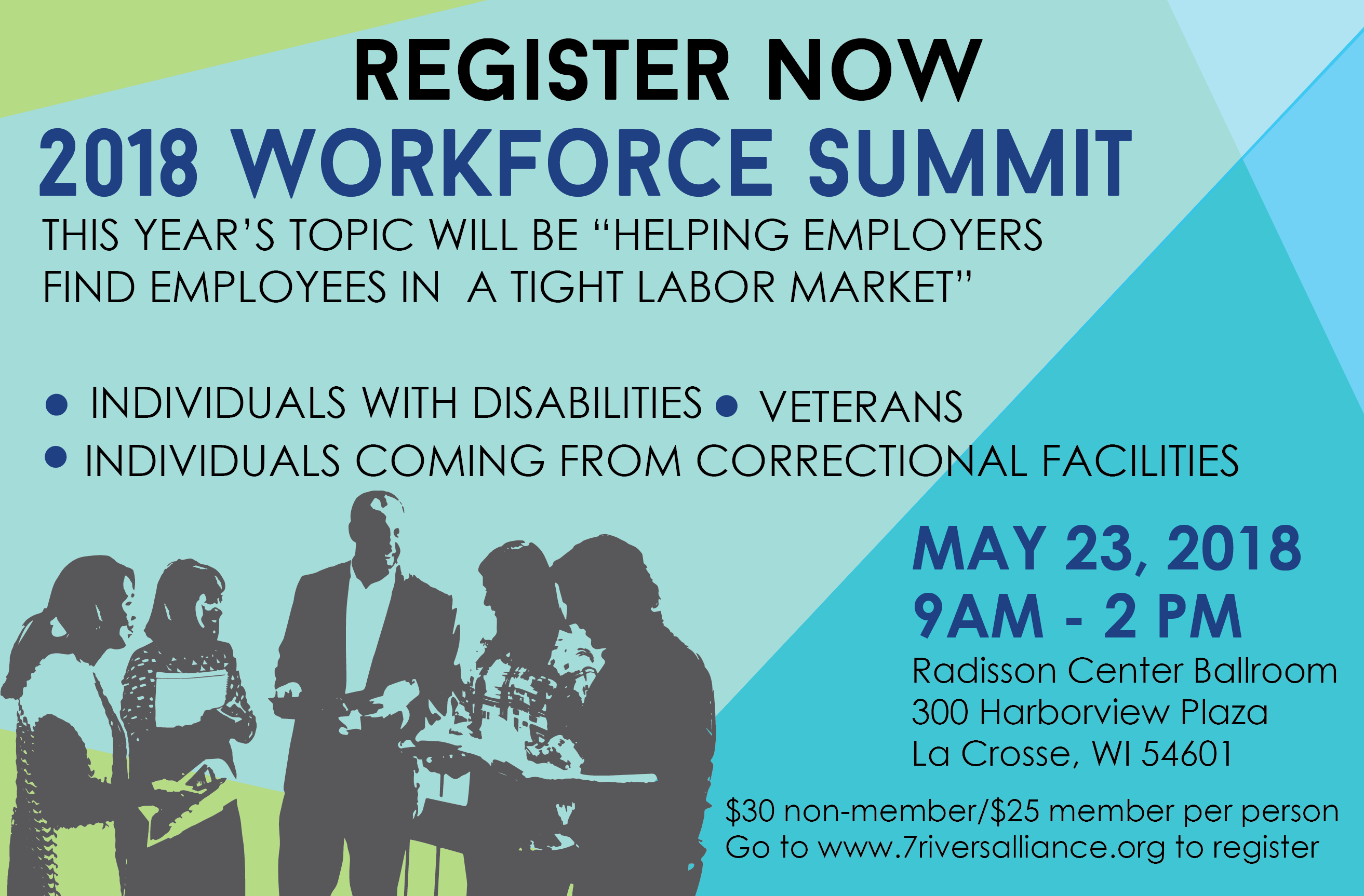 2018 Workforce Summit Register Now-01