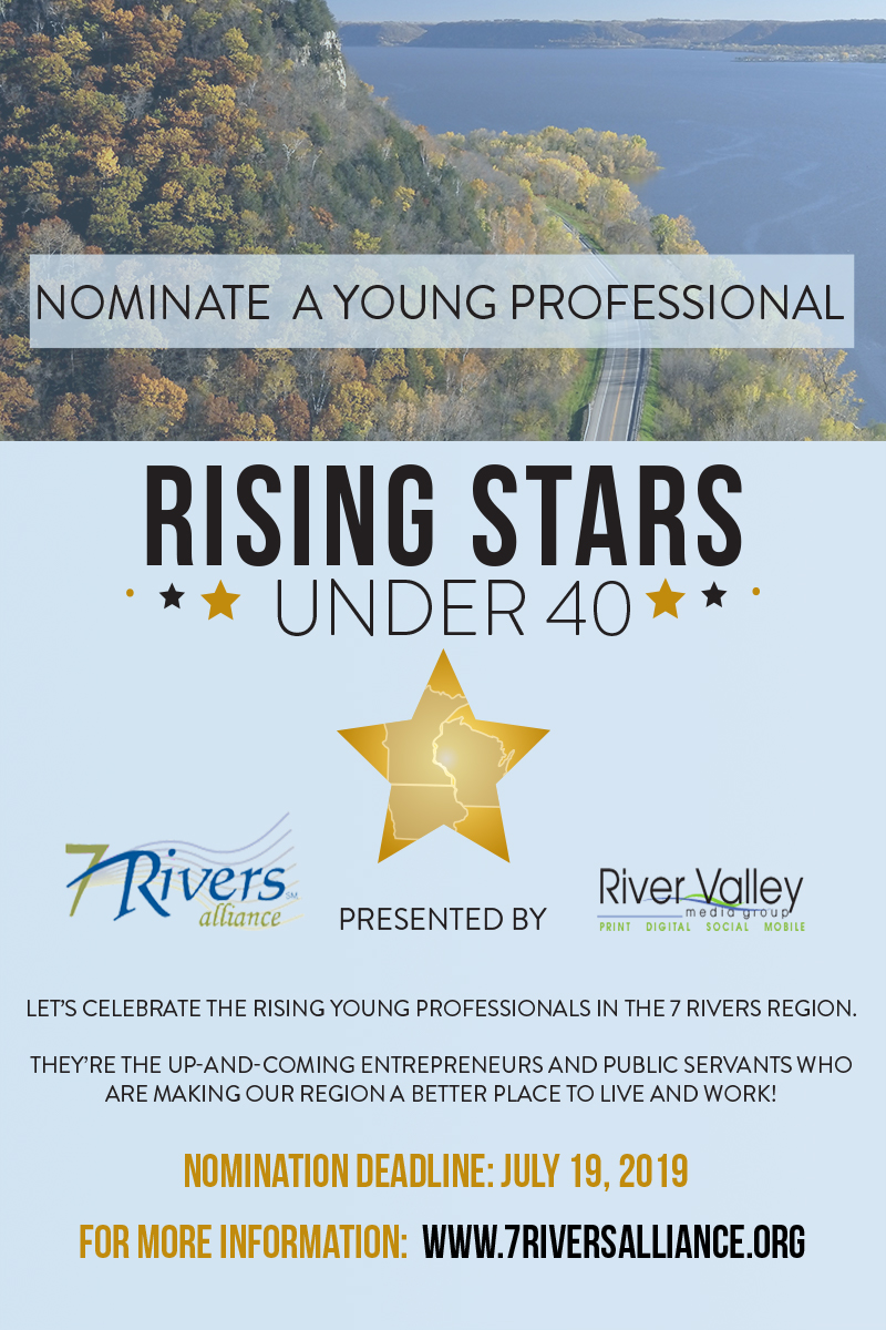 Nominations for 2019 Rising Star
