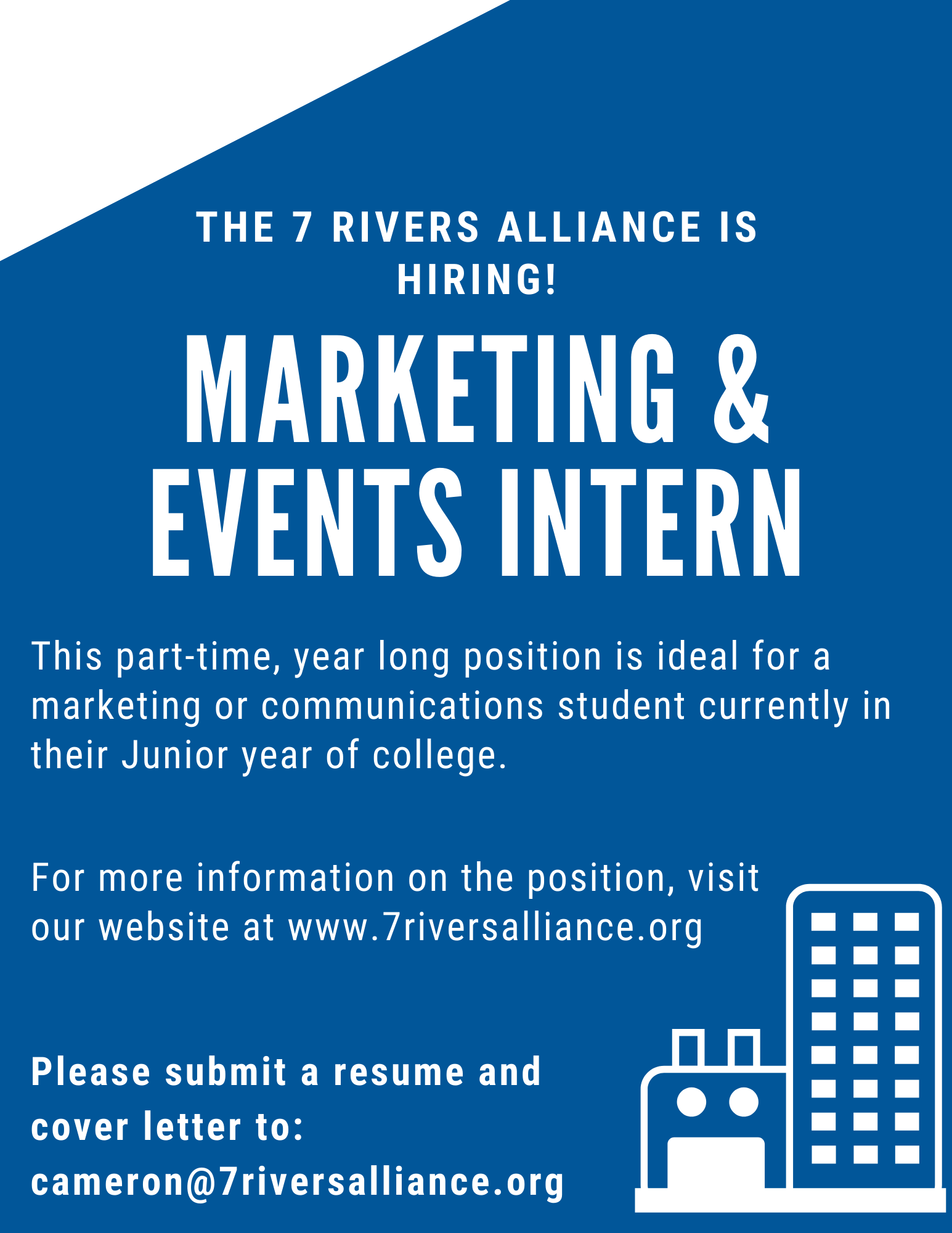 Marketing & Events Internship